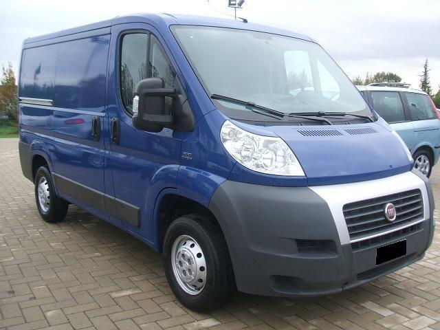 fiat ducato furgone 30 ch1 2.2 multijet 16v del 2009 - galleria auto